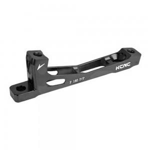 Adaptador KCNC X7 Freno Post-M y horquilla/cuadro Post-M 180mm