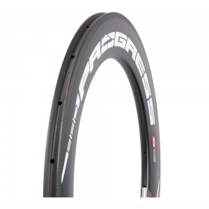 Llanta Progress SPACE Tubular Carbon 88mm ROAD