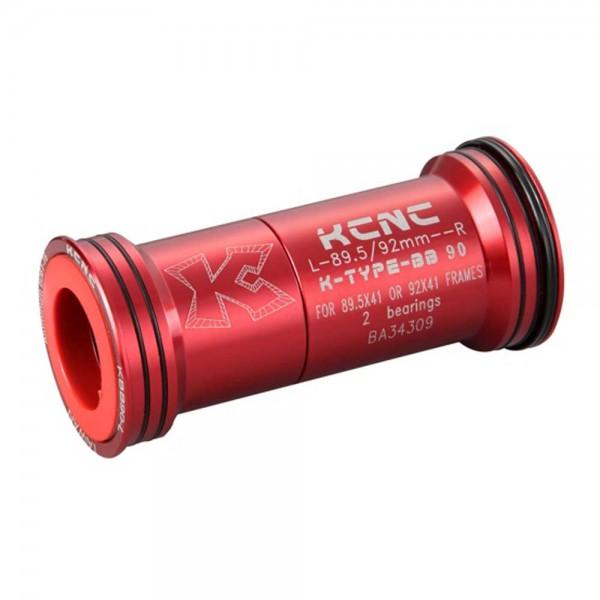 Pedalier KCNC Press Fit BB90 89.5/92mm