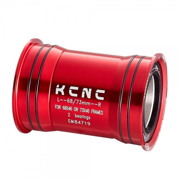 Pedalier KCNC PF30 MTB/ROAD 46mm para ejes 30mm