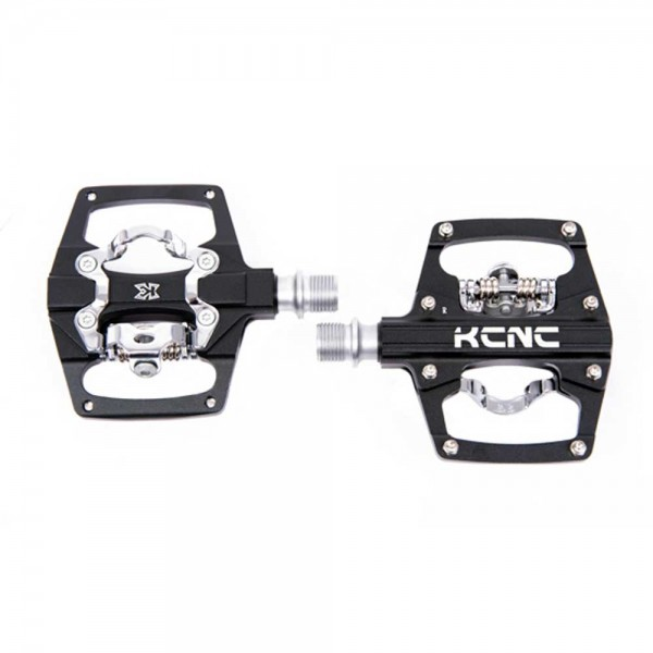 Pedales KCNC KPED09 Mixto SPD CrMo